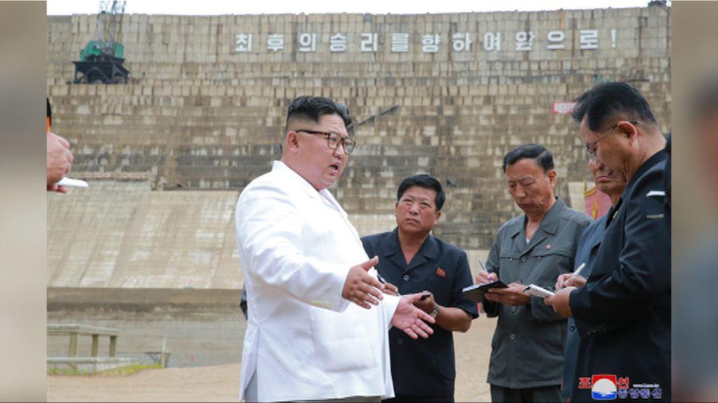 金正恩視察咸鏡北道再批評幹部