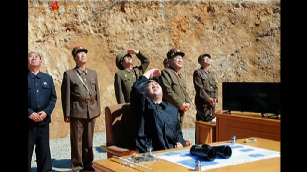 南韓:北韓進行第6次核試可能性相當高