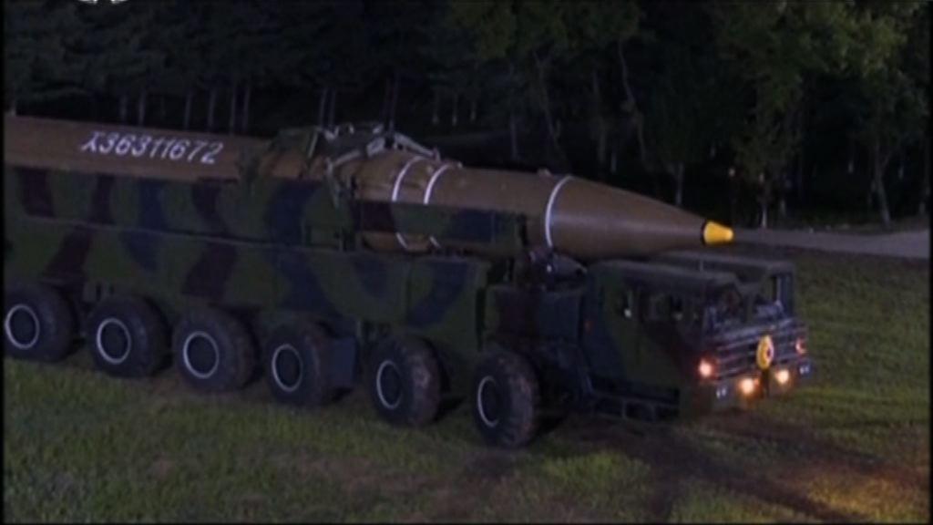 分析指北韓或展示攻擊美國本土能力