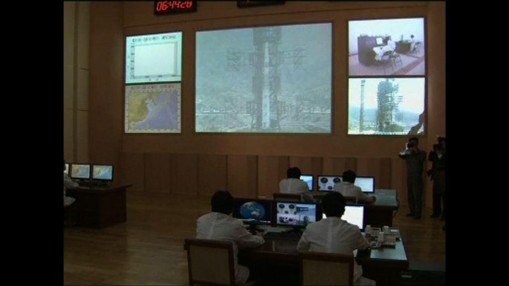 北韓再試射導彈 日美同意加強向北韓施壓