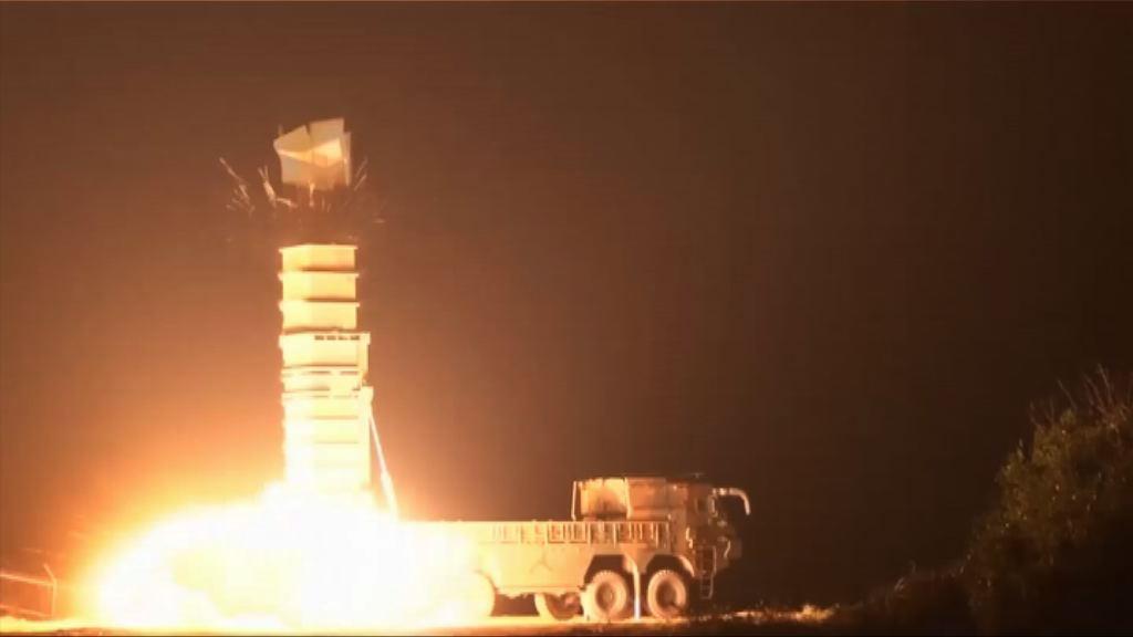北韓宣稱成功試射新型洲際導彈