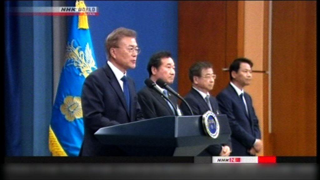 日韓齊聲譴責北韓試射導彈