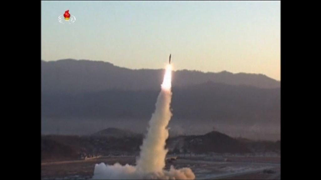 北京:北韓試射導彈與中美峰會無關