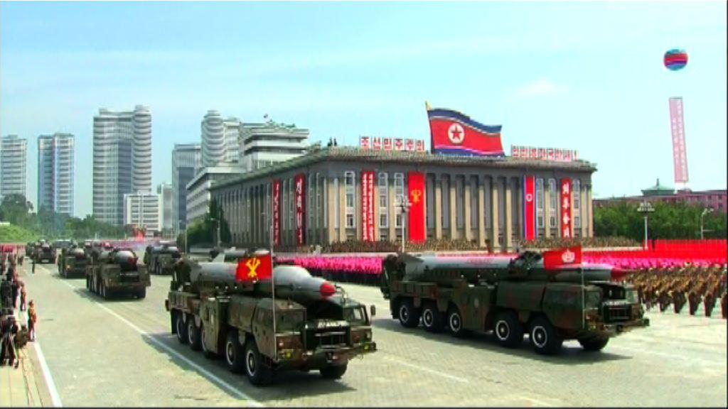 北韓試射導彈 分析:或試探特朗普政府取態
