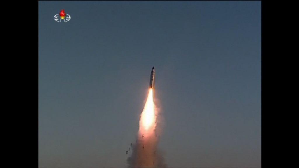 北韓稱無懼美國制裁續研發核武