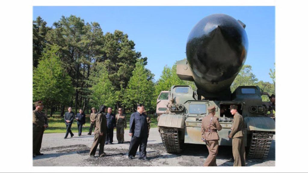 北韓稱成功發射導彈 南韓稱嚴厲應對挑釁
