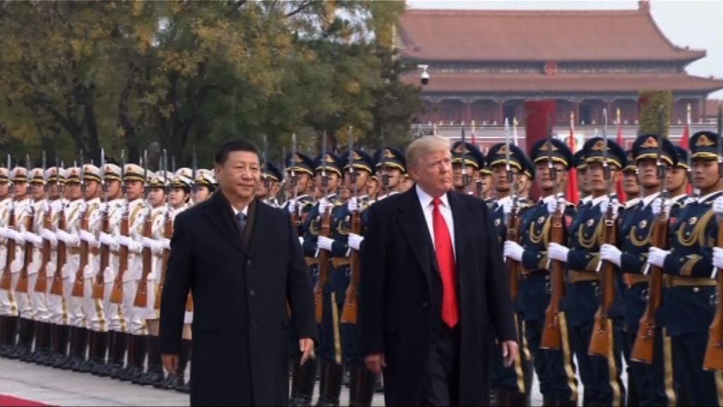 中美領袖通電話商討北韓問題
