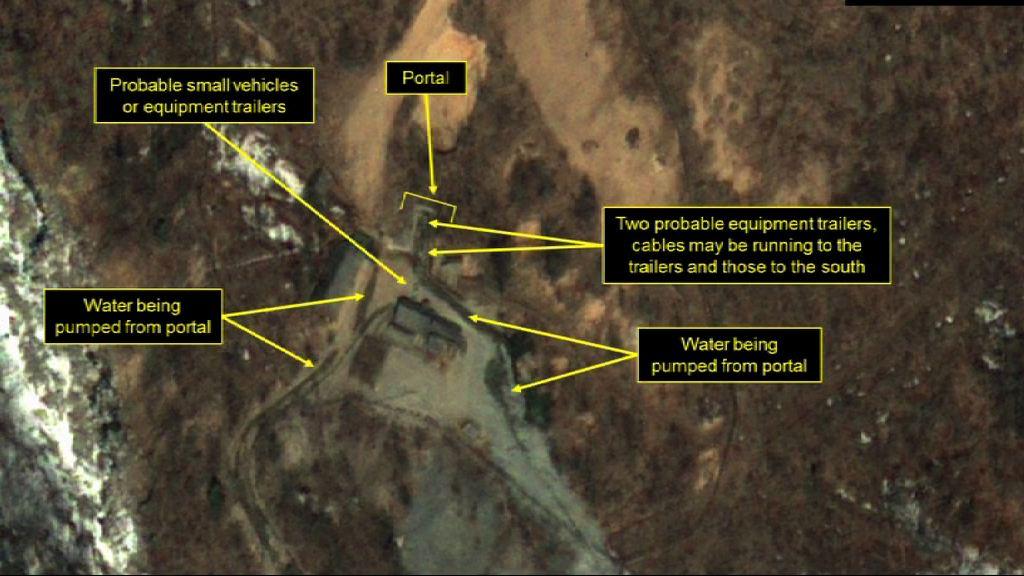 美智庫組織稱北韓或為核試作最後準備