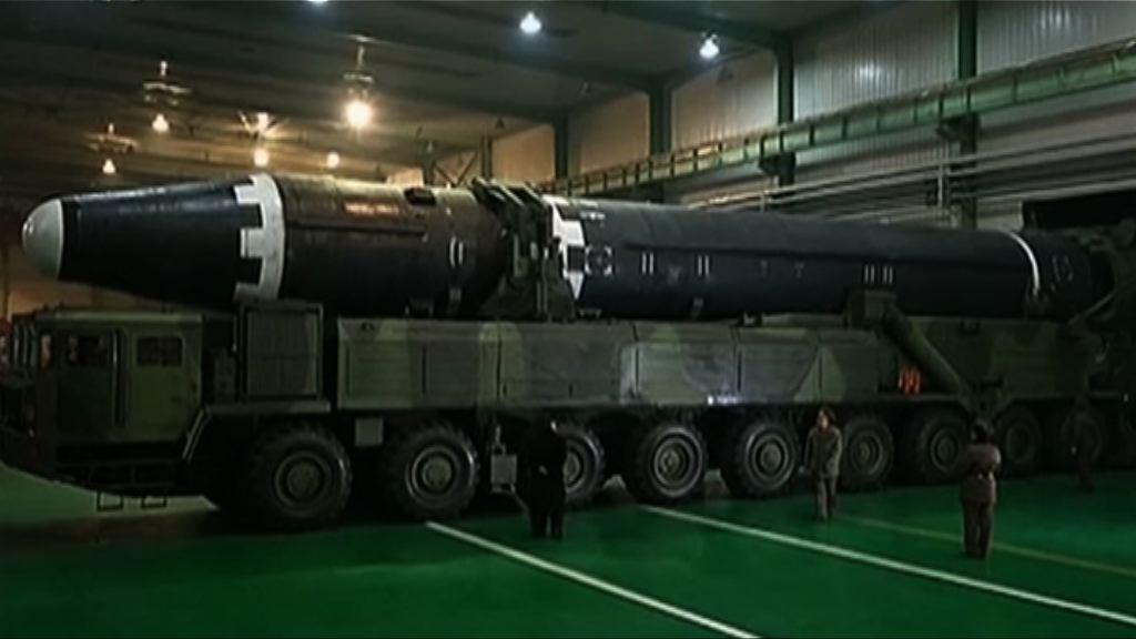 據報美國要求北韓將部分核武運出國