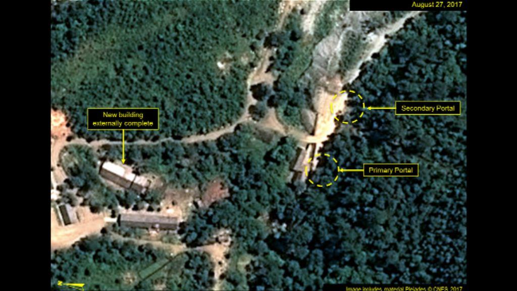 專家稱北韓或趁下星期國慶進行核試