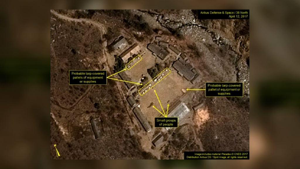 北韓將於本月23日至25日拆核試場