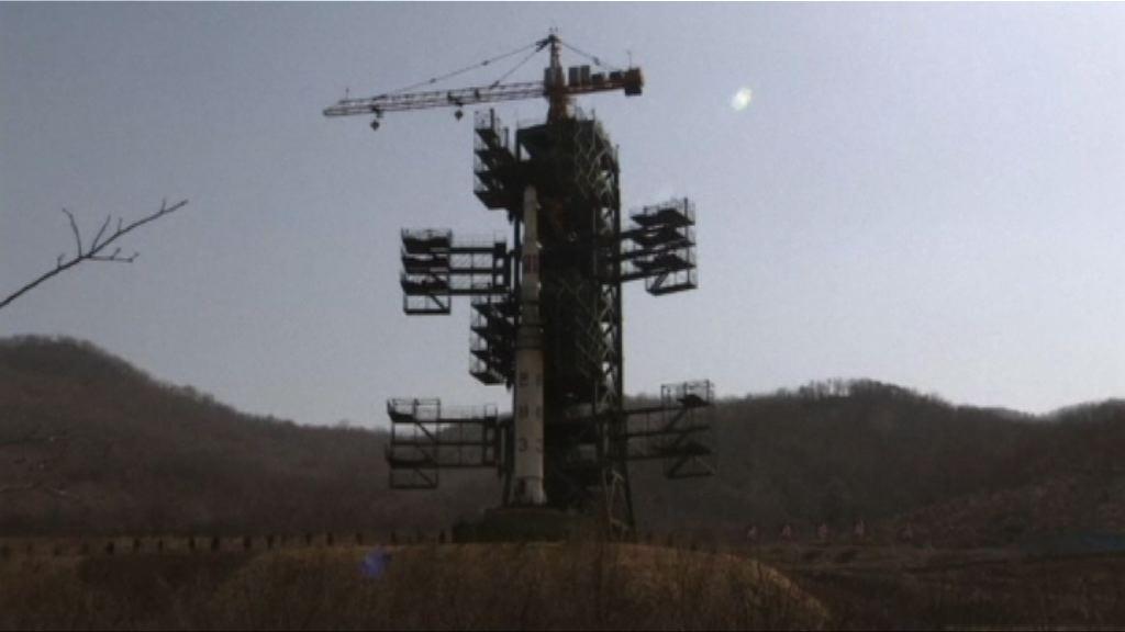 北韓最快周日發射衛星