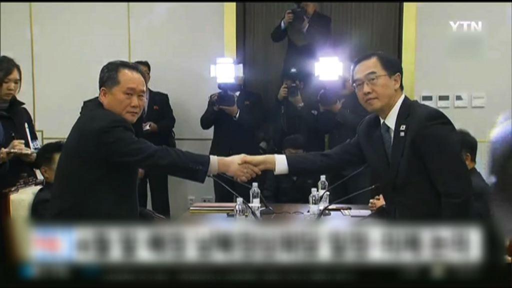 南北韓板門店舉行高級別會談