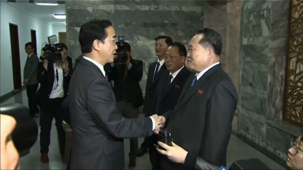 兩韓高級別會談料敲定峰會日期