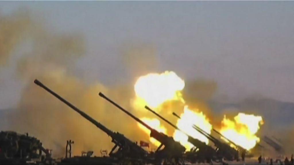 北韓指半島爆發戰爭成既定事實