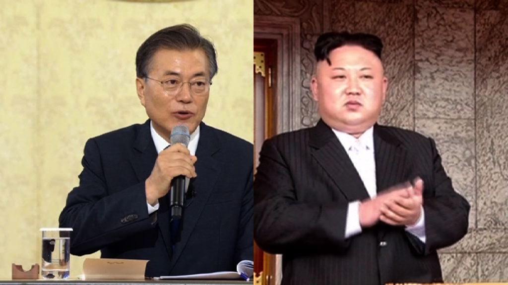 金正恩將踏足南韓與文在寅會面