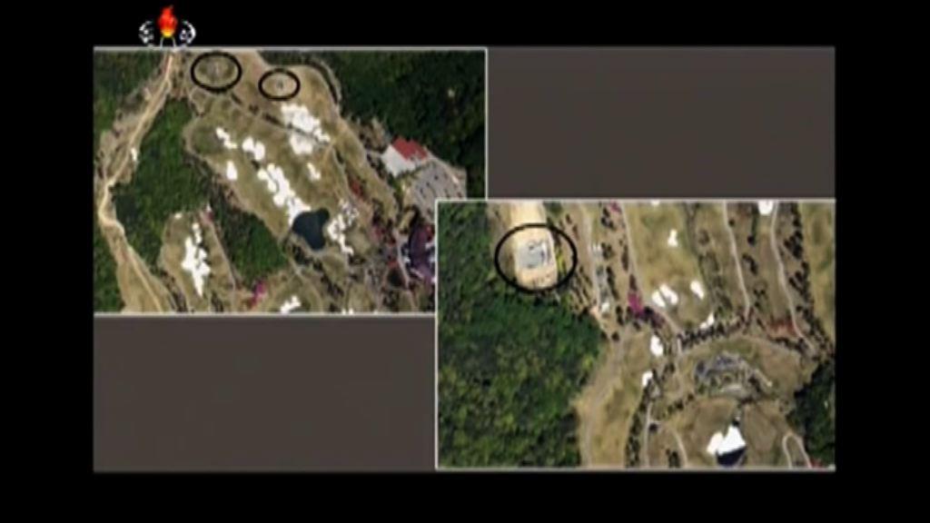 北韓發放監察南韓薩德系統衛星相片