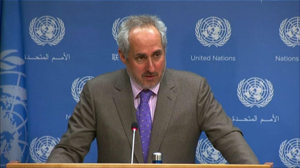聯合國報告指北韓向敘運送化武製造組件