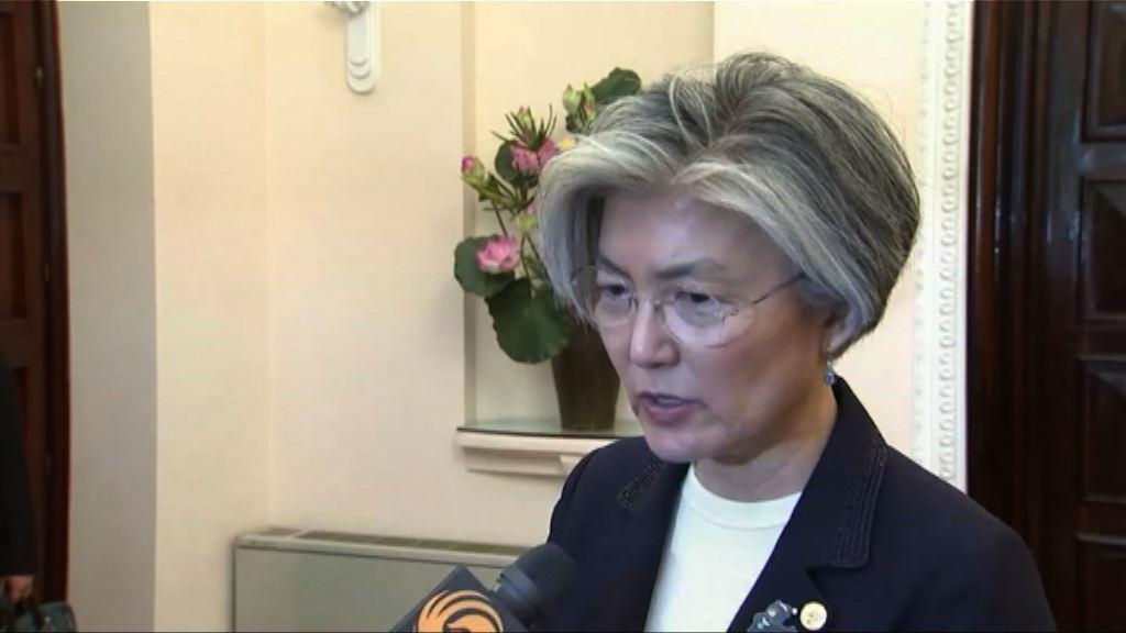 美朝同意對話 南韓相信北韓需時間評估形勢