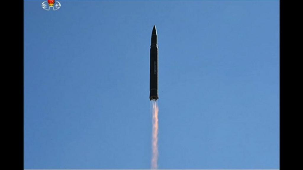 分析指北韓試射導彈意在反對美韓會談