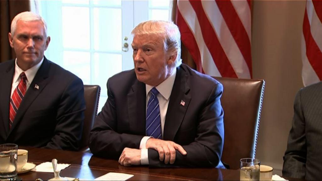 特朗普稱安理會制裁北韓是一小步