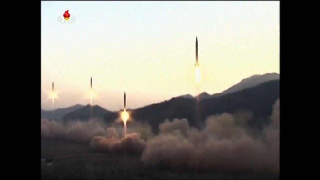 日媒:美向中指若朝棄導彈核武金正恩可訪美