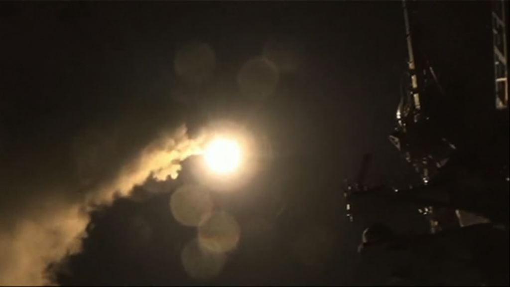北韓譴責美國攻擊敘利亞 稱不會被嚇倒