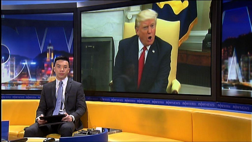特朗普對北韓似乎招數用盡