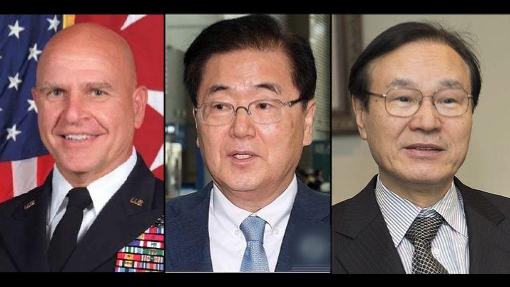 美日韓安全官員商討北韓威脅