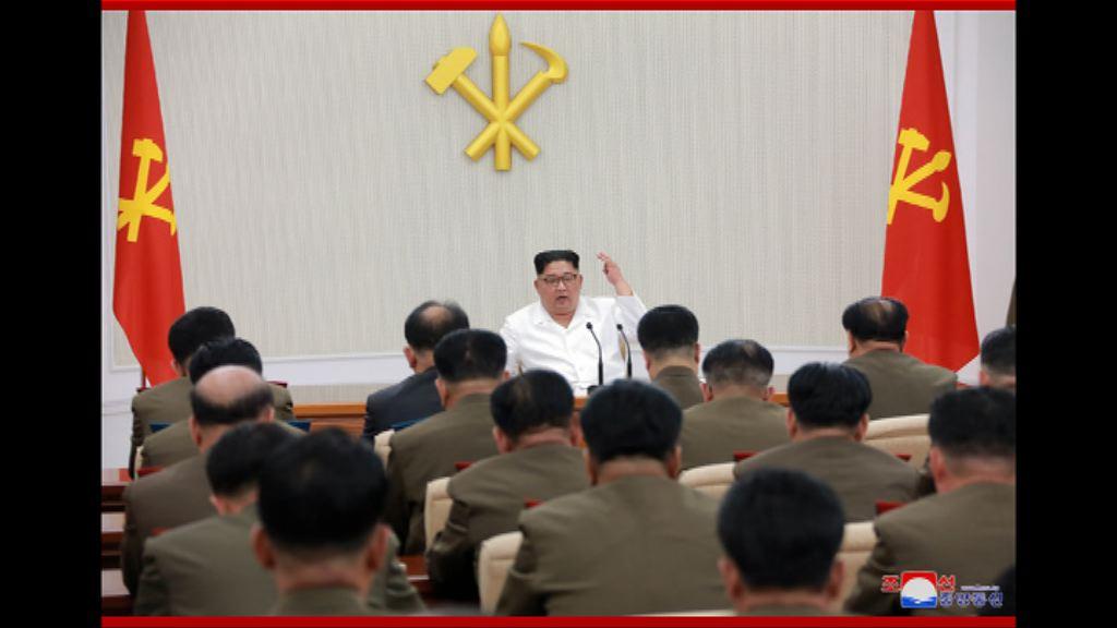 金正恩指示軍方以無敵槍桿子保衛北韓