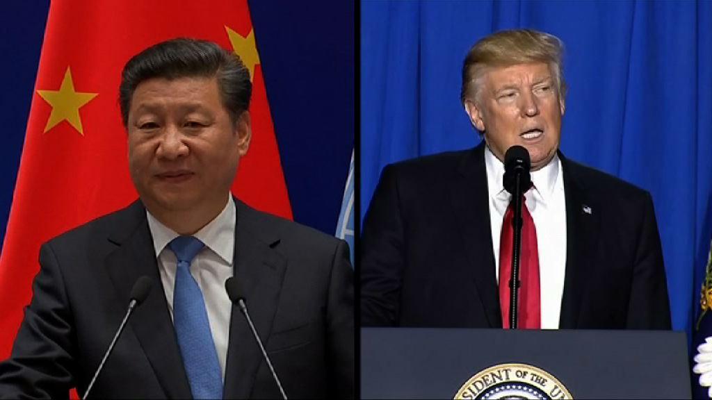 中美元首再次通電話商北韓問題