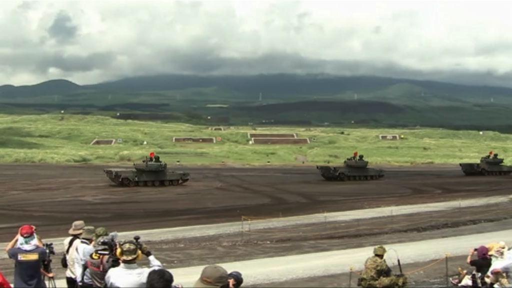 日本模擬朝鮮半島突發情況訂應對方案