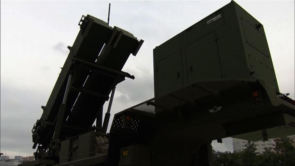 日本將引入陸基神盾反導系統