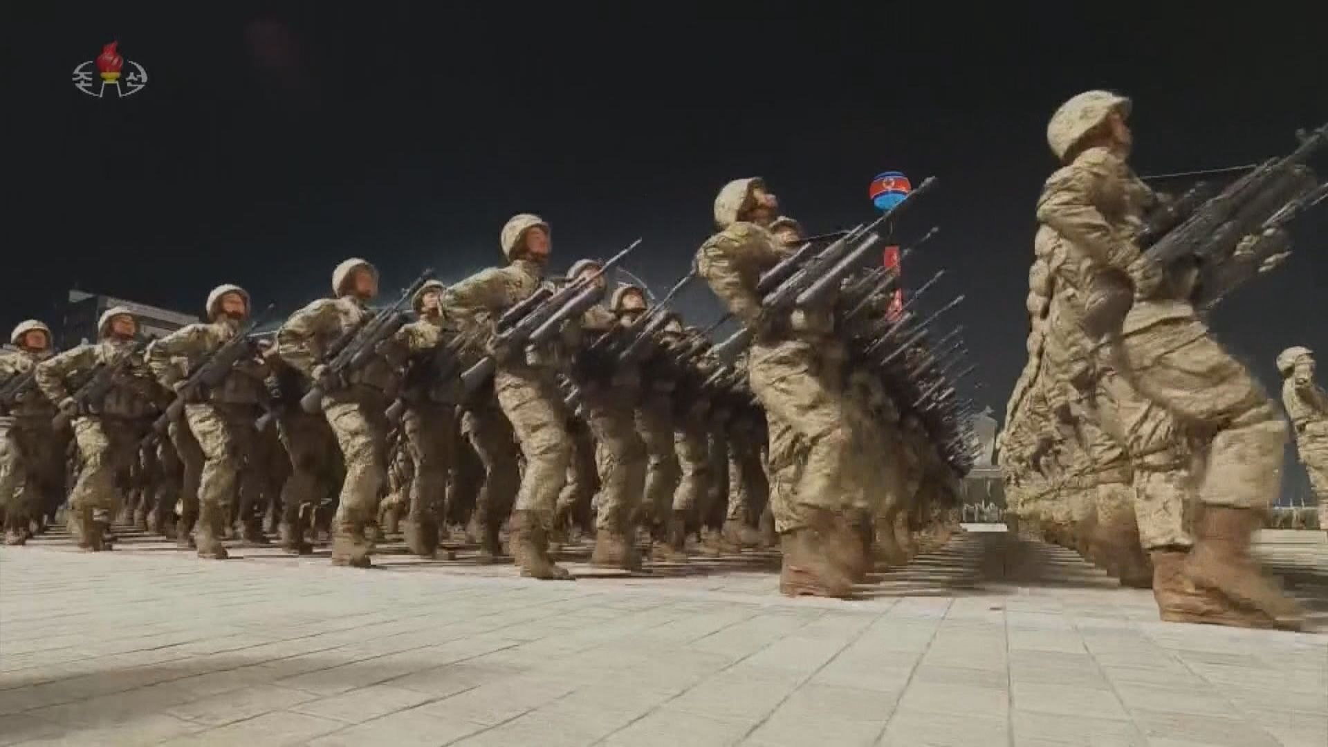 北韓指拜登展現對朝敵意 將續培養軍事力量