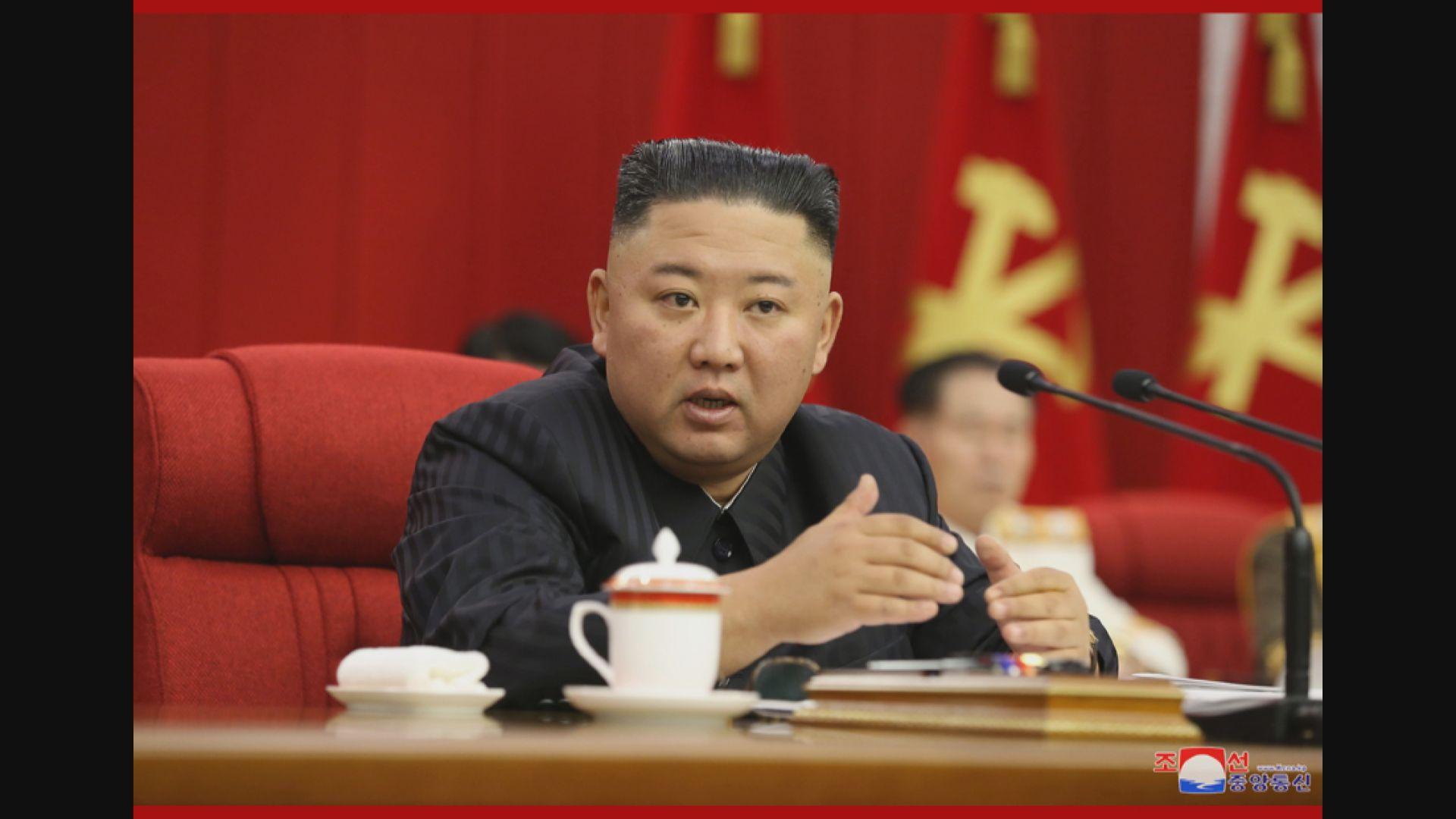 金正恩指要做好與美國對話及對抗準備