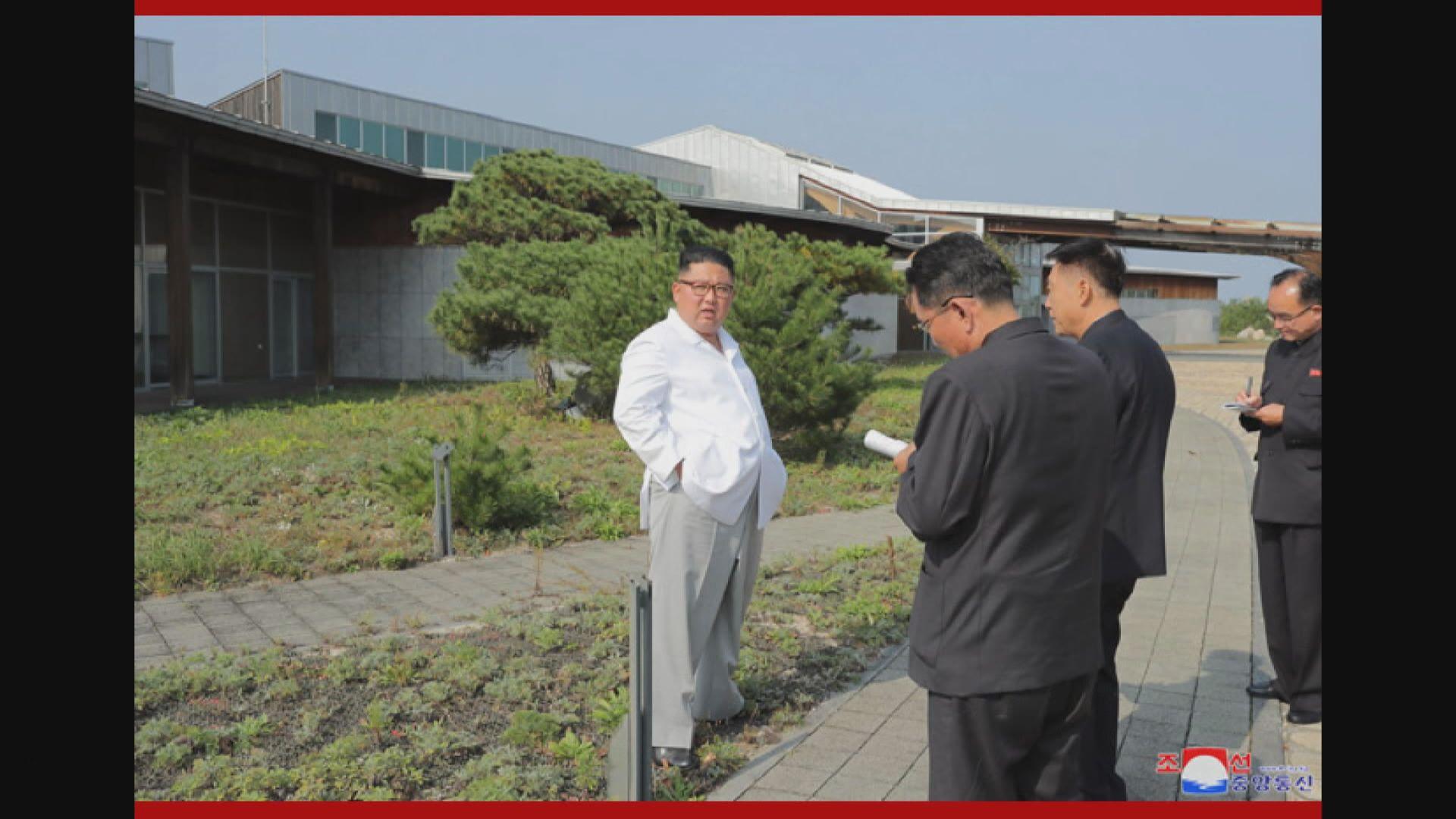 金正恩下令拆南韓設施 或顯示對南韓感失望