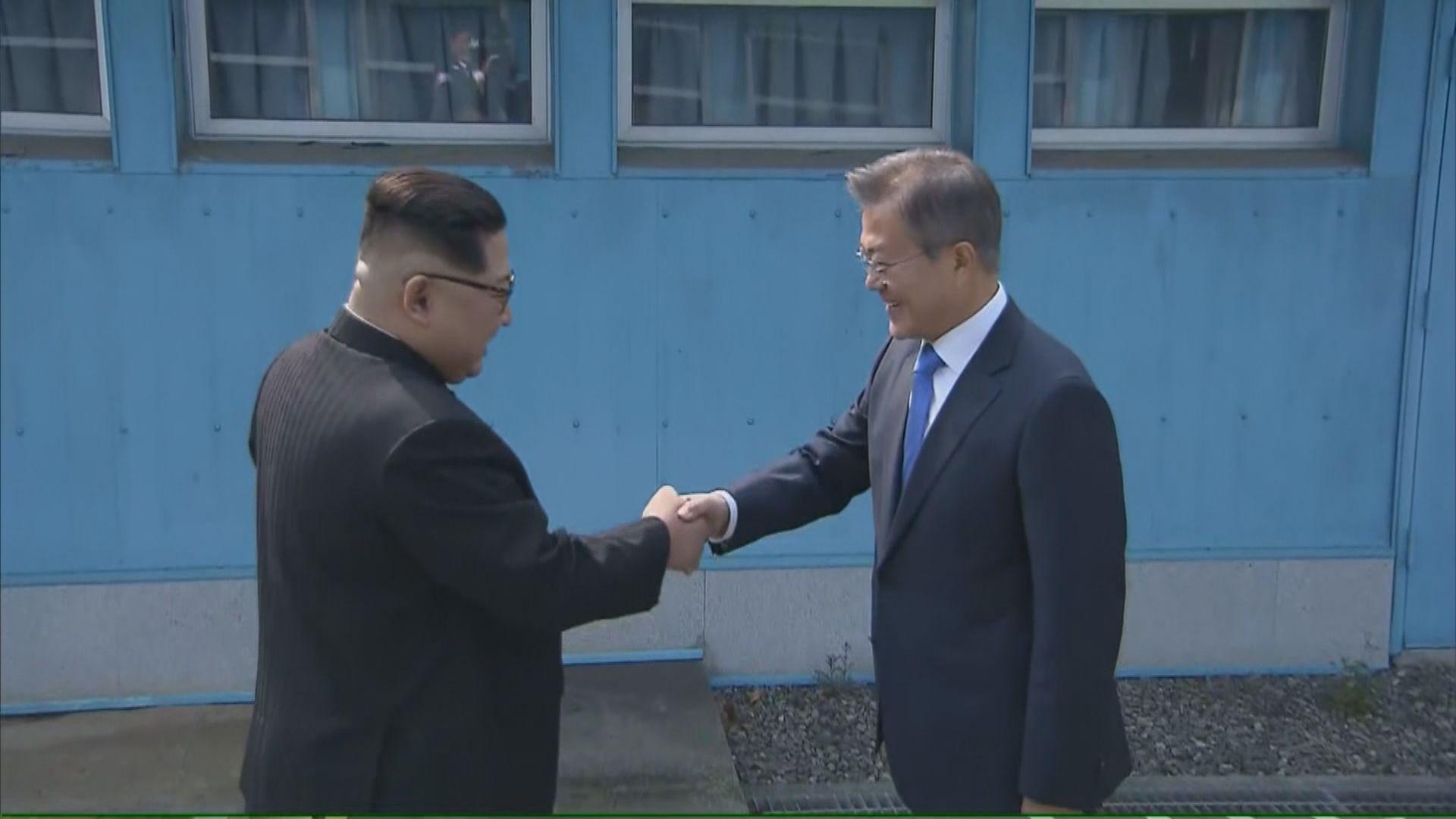 北韓領袖金正恩婉拒到南韓出席會議