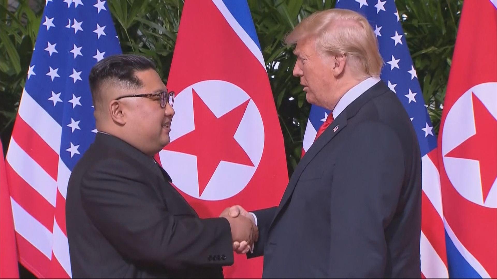 北韓:美沒有落實兩國領袖共同聲明
