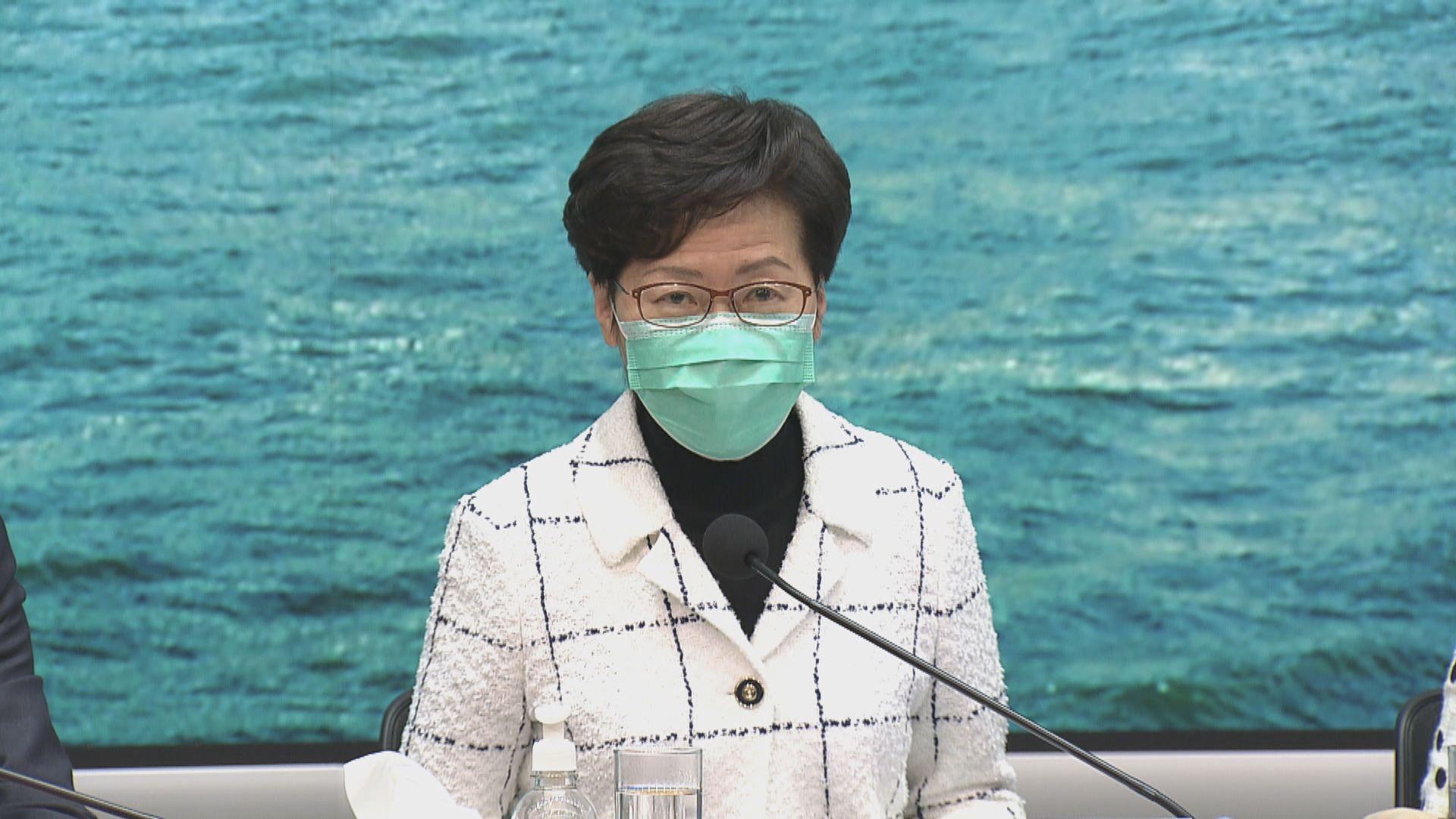 【最新】港府周三起禁非香港居民由機場入境;修例要求食肆酒吧暫停賣酒