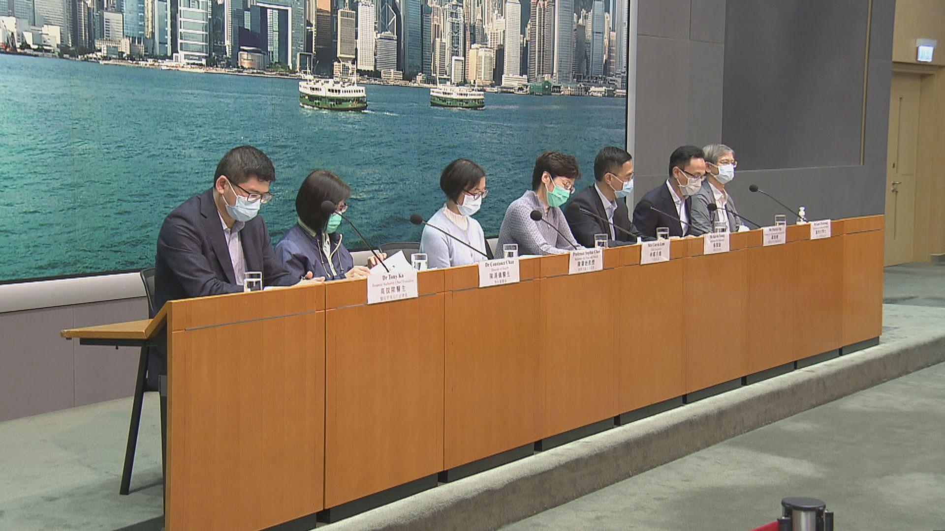 【一文睇晒】政府最新抗疫措施一覽