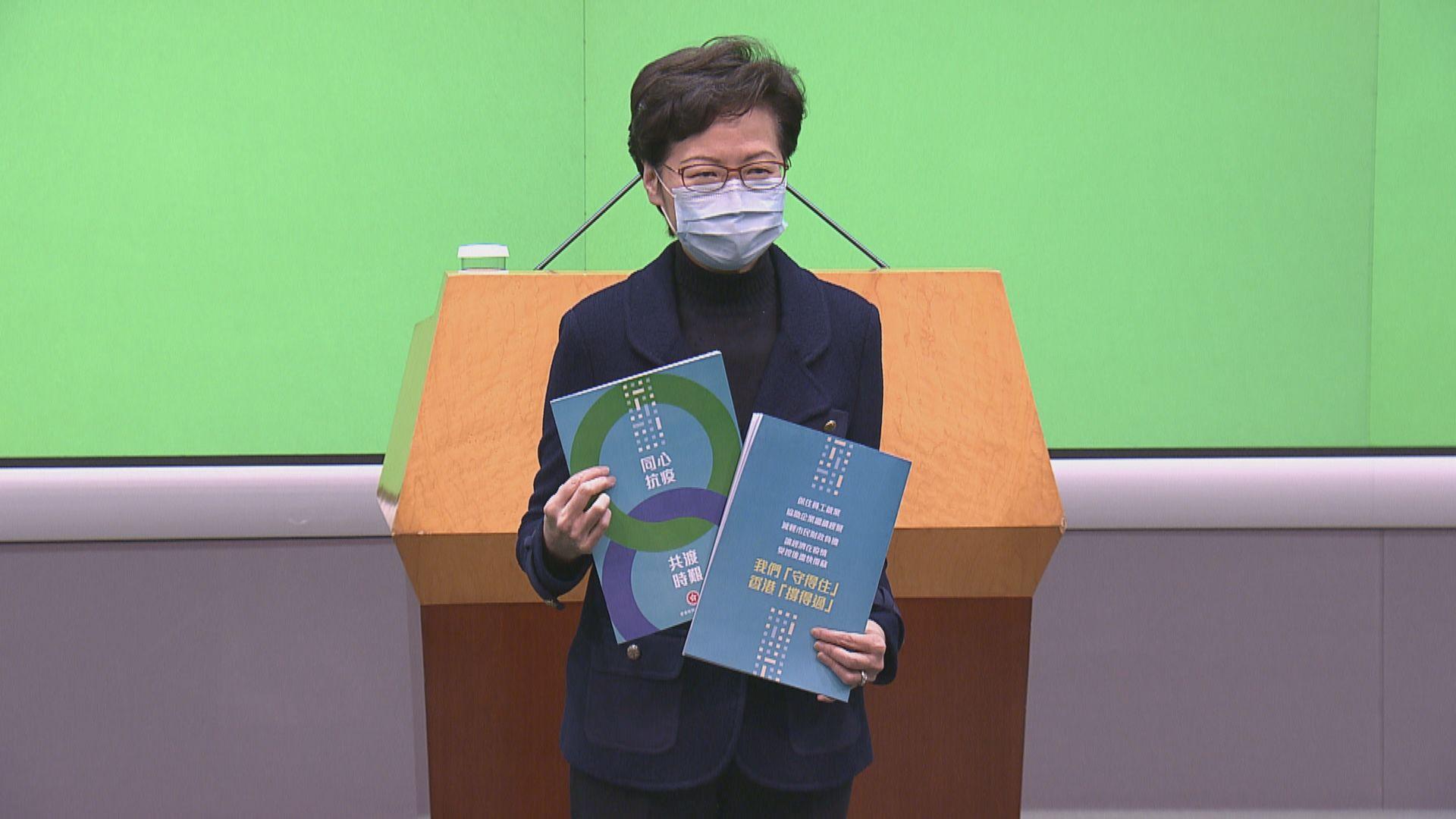 【一文睇晒】第二輪防疫抗疫基金詳情