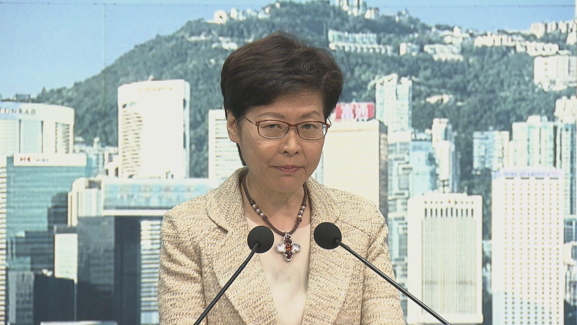 【最新】林鄭月娥:外傭強制檢測不涉任何歧視 將重新審視續約前須打針安排