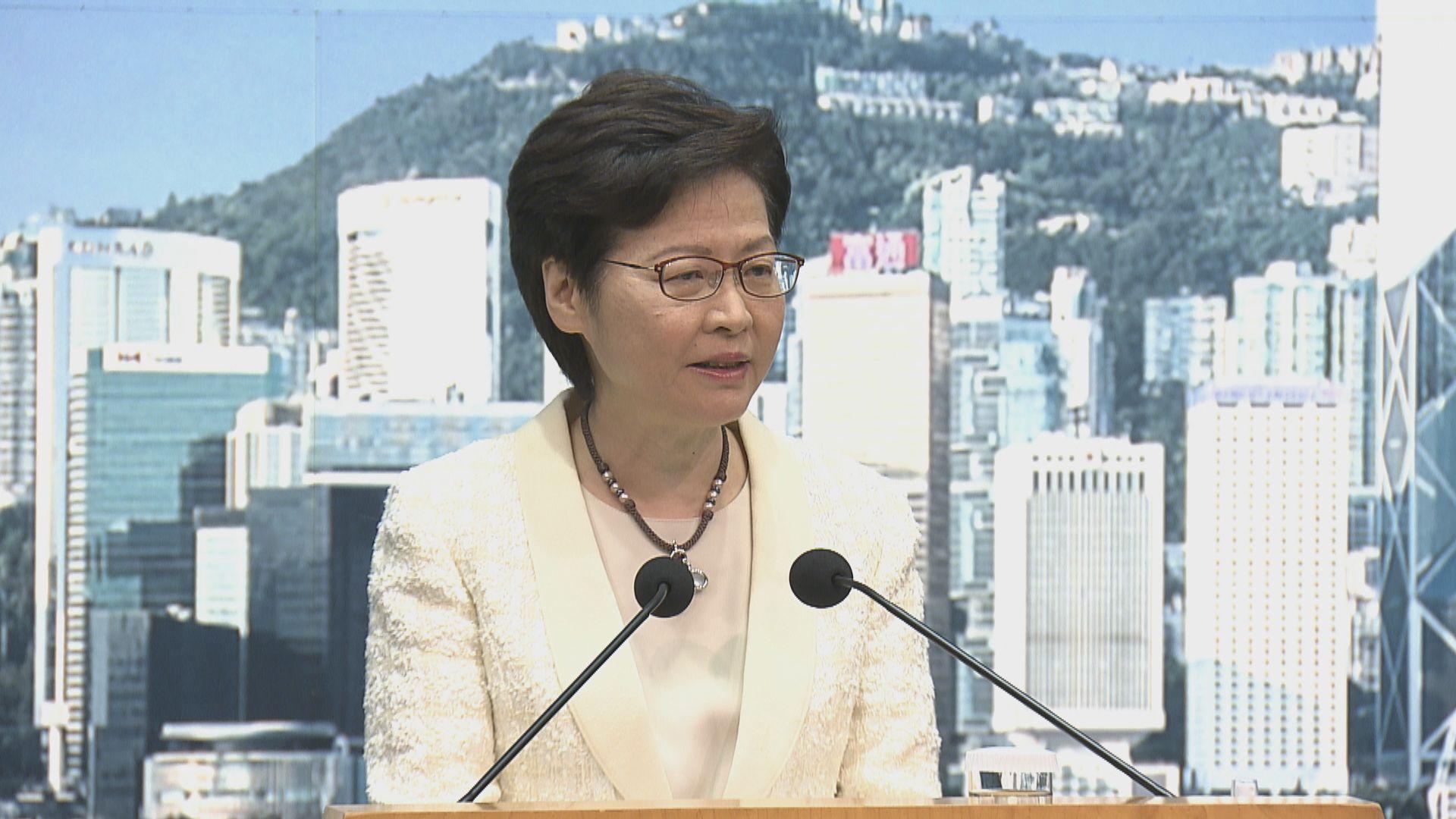 【最新】林鄭:不會要求外傭續約或申請簽證時時打針 但會推行次輪外傭強檢