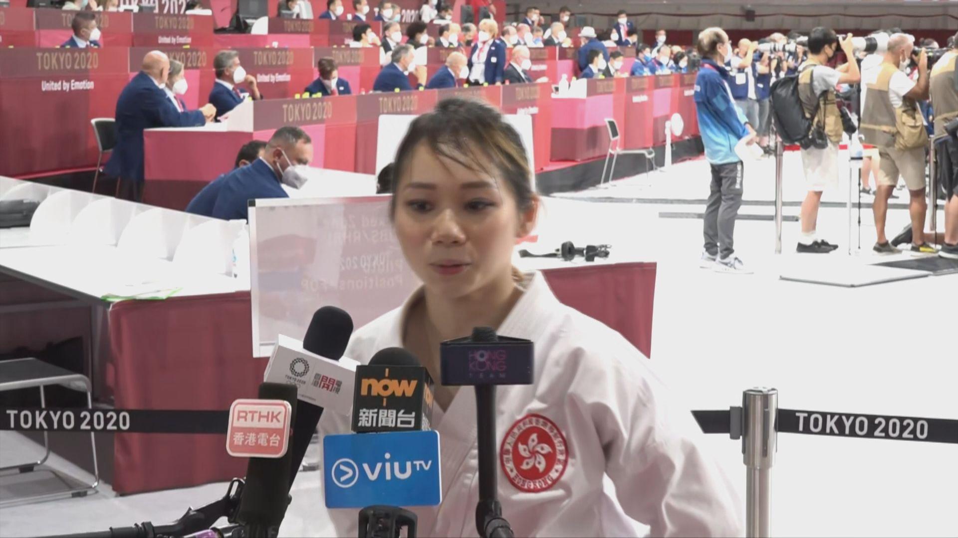 【運動員心聲】終可踏足奧運舞台 劉慕裳感激市民支持
