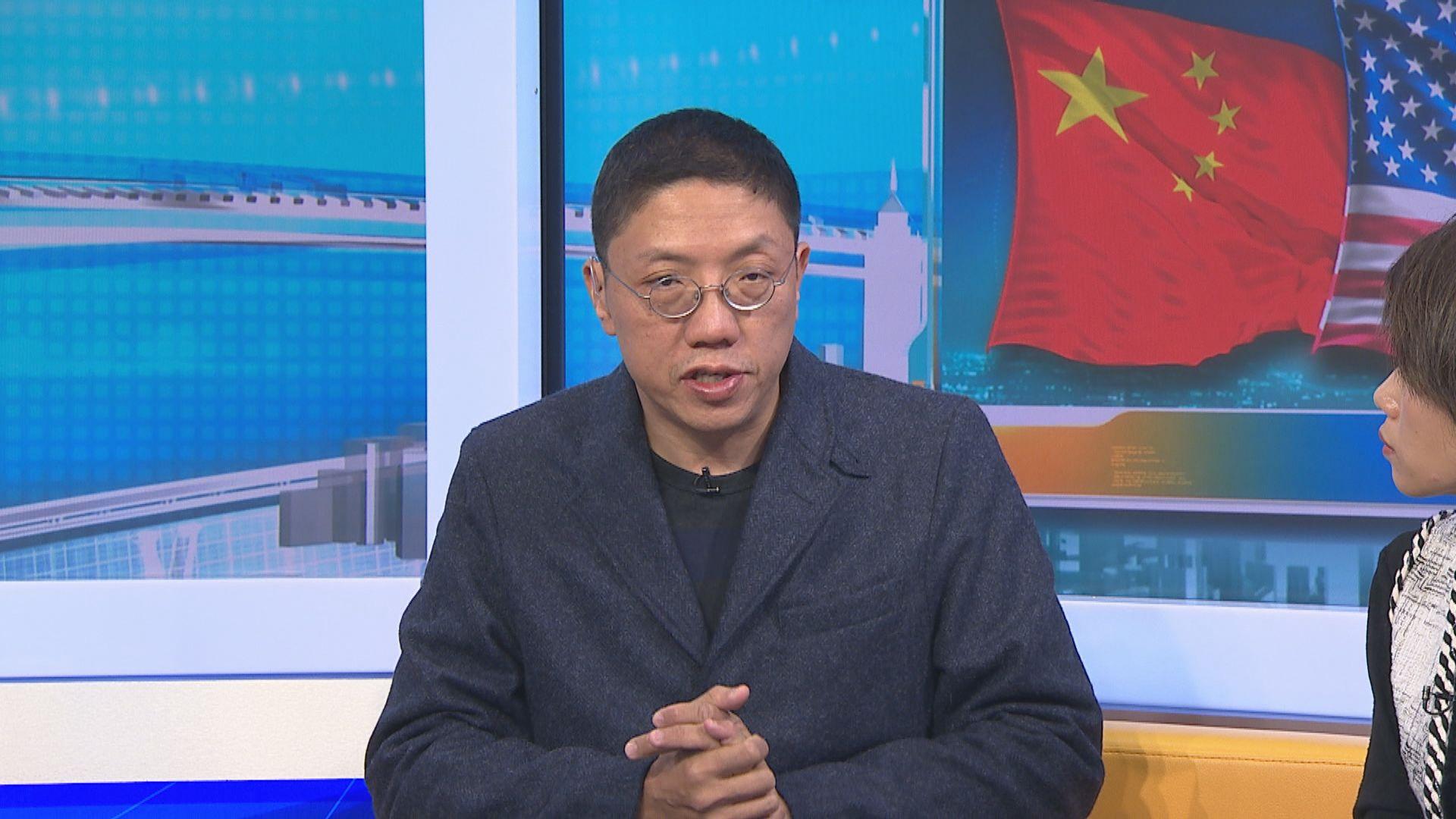 【MAX觀點】涉疆法案通過非意外 針對中國法案陸續有來?