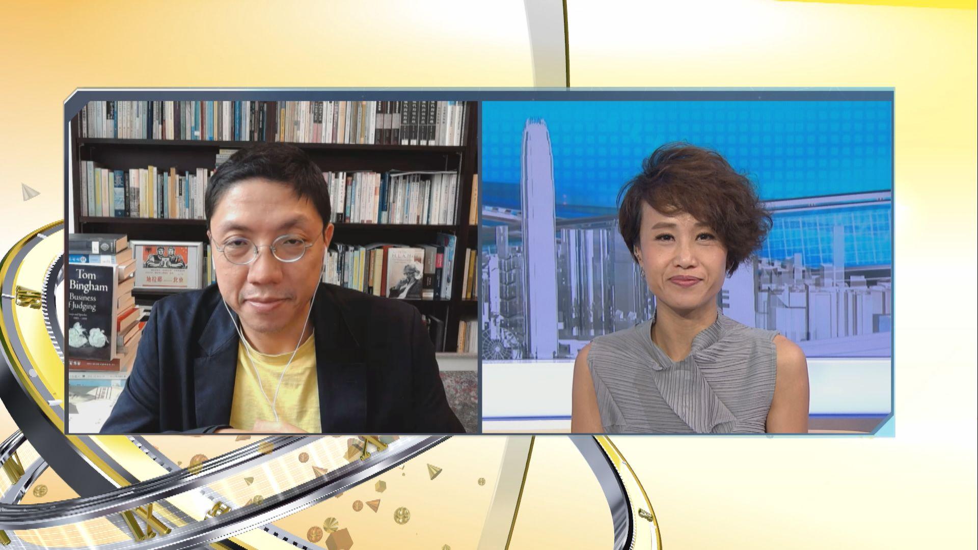 【MAX觀點】譚耀宗改口風延後23條立法死線 或與華府遲交香港自治報告有關?