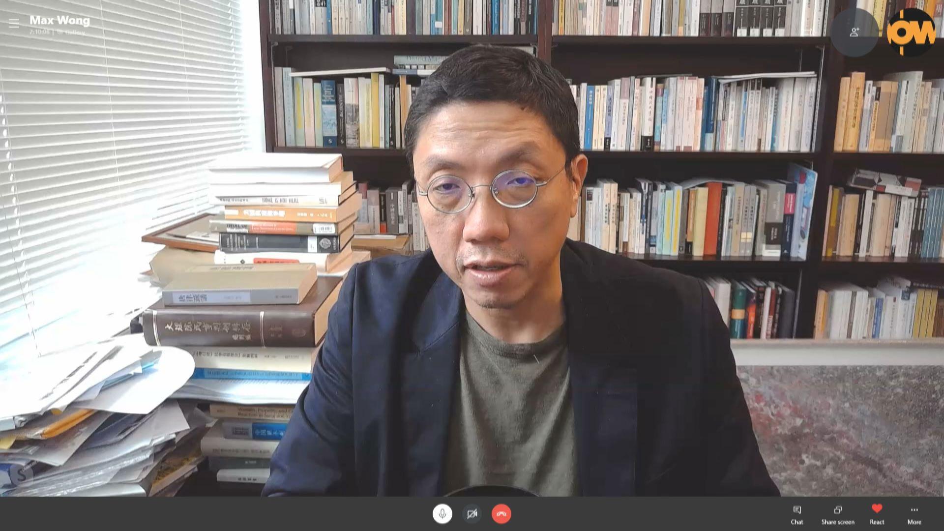 【MAX觀點】若全體議員延任屬北京軟性手段 民主派須考慮是否總辭?