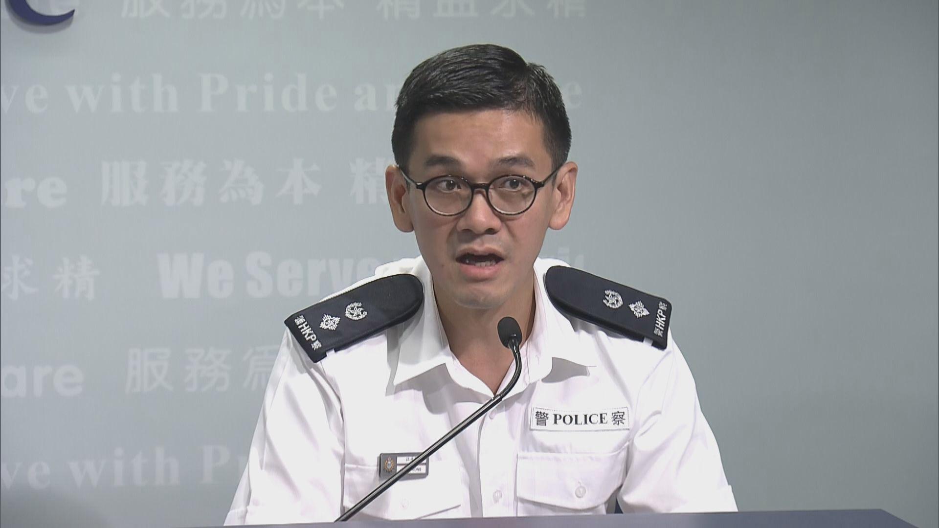 【最新】警方否認811被捕示威者在新屋嶺拘留中心受傷