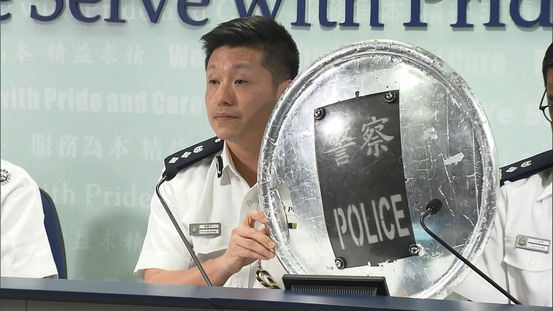 【最新】警方:情報顯示明日有人策劃不同類型襲擊