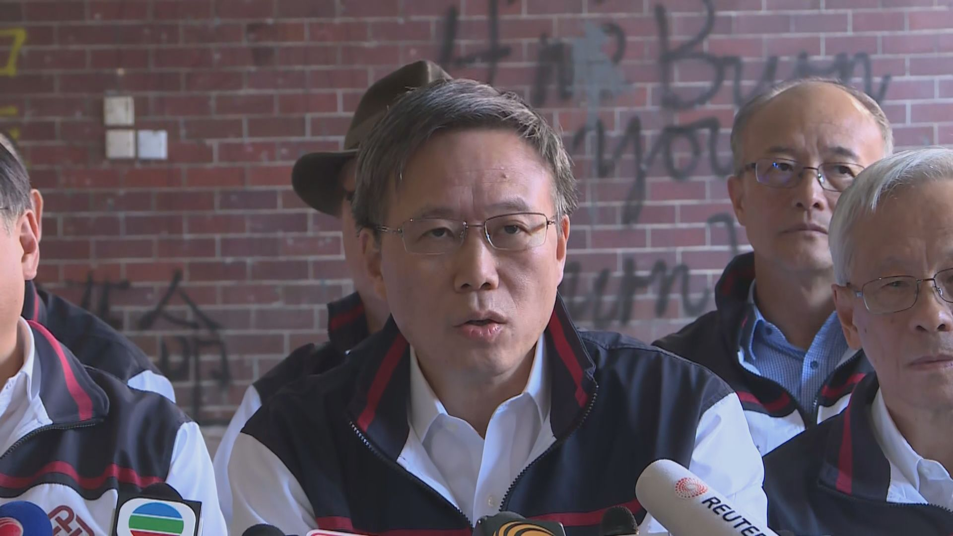 【最新】滕錦光:理大是今次政治事件的最大受害者